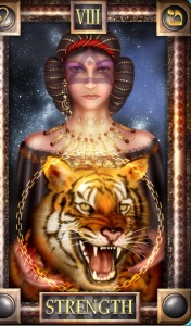 Tarot of Dreams: Strength