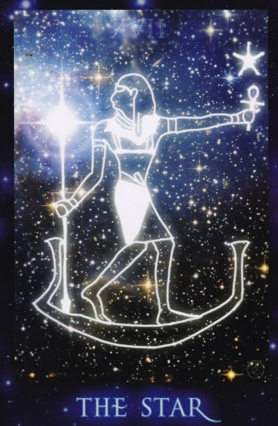 Sirian Starseed Tarot: The Star
